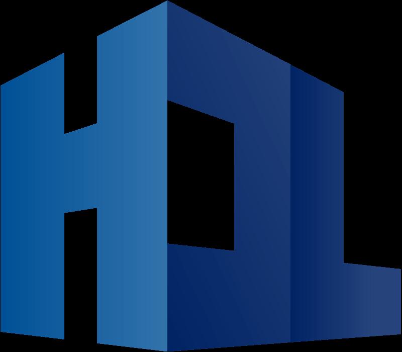 HJL Buchstaben Logo